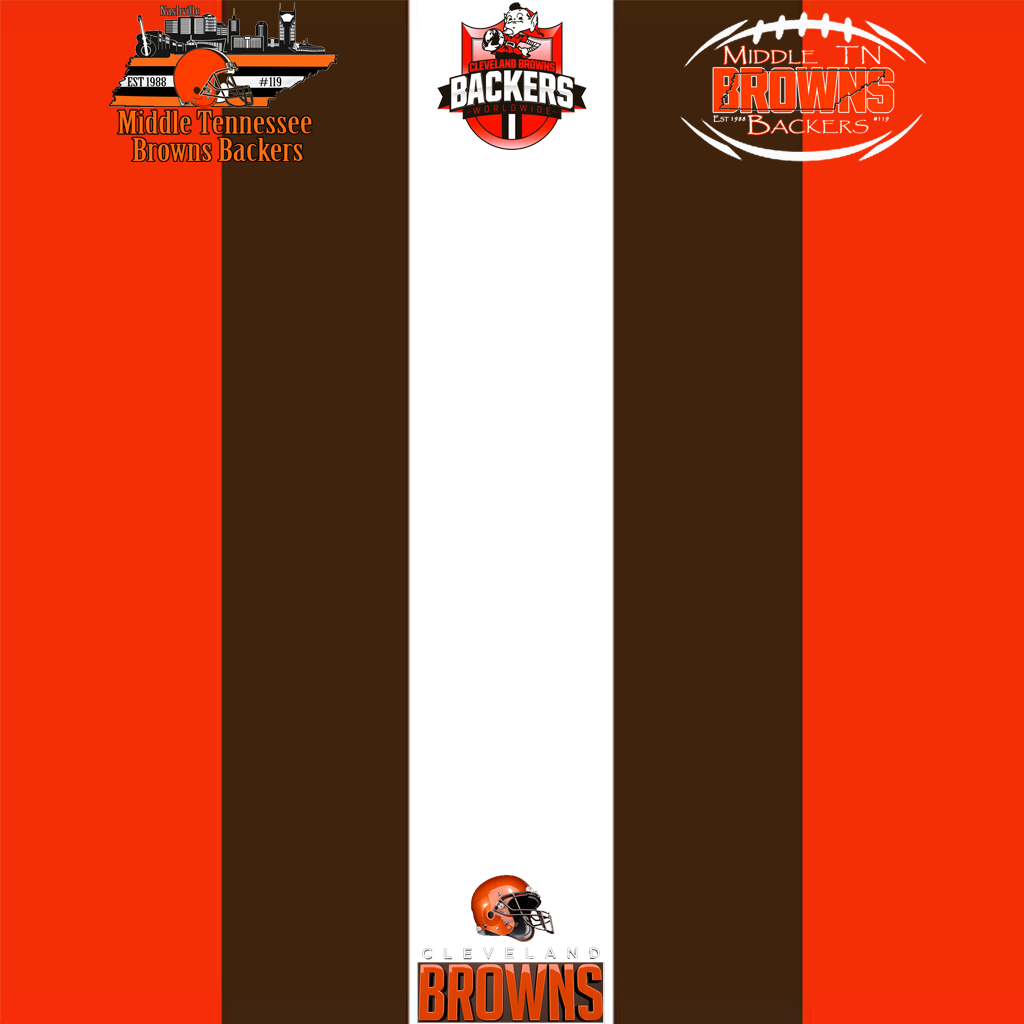 Middle Tn Browns Backers